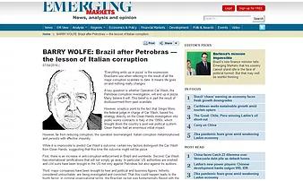 Italian corruption